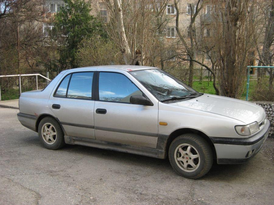 ниссан санни 1992
