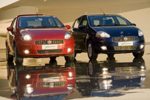 Фото Fiat Grande Punto 5-ти двер…