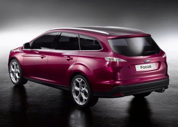 ford focus wagon (2011) комплектации и цены