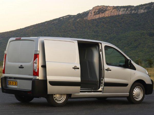 Фотографии автомобилей Peugeot Exper…