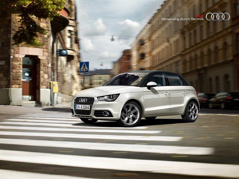 Картинки по запросу Audi A1 Sportback 2012