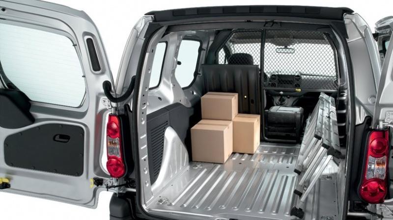 ситроен берлинго грузовой фургон характеристики