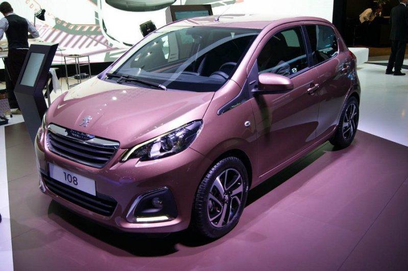 Peugeot 1 8 фото цена, отзывы характеристики Пежо