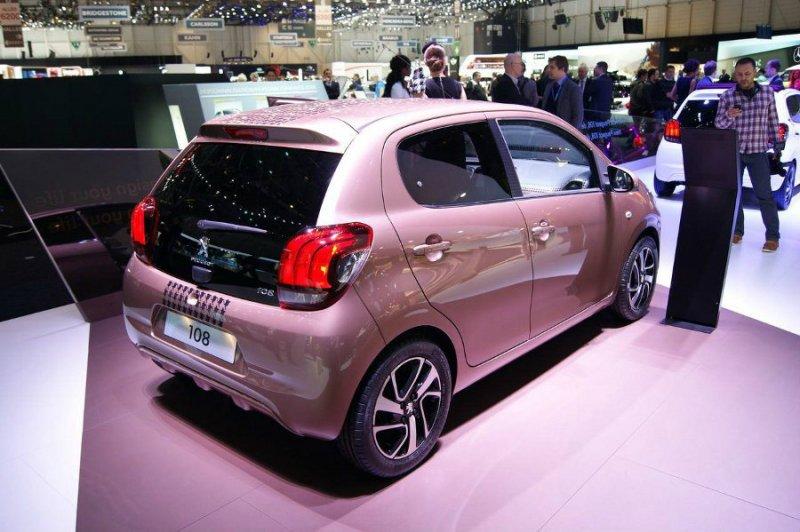 Peugeot 1 8 (Пежо 1 8) | Автомобили Peugeot 1 8 | Фото