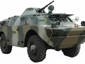 В Украине начали выпуск усовершенствованных бронемашин