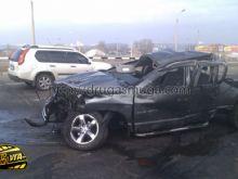 Работники СТО разбили пикап Dodge RAM 1500 - один человек погиб