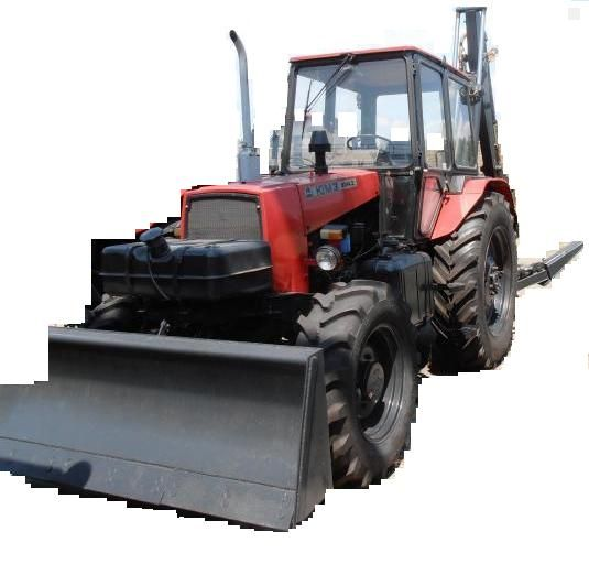 Трактора: купить трактора, продажа тракторов б/у и новых.