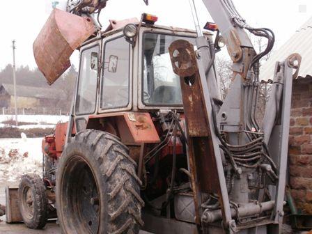 Тракторы и сельхозтехника ЮМЗ 6. Купить трактор ЮМЗ 6 б/у.