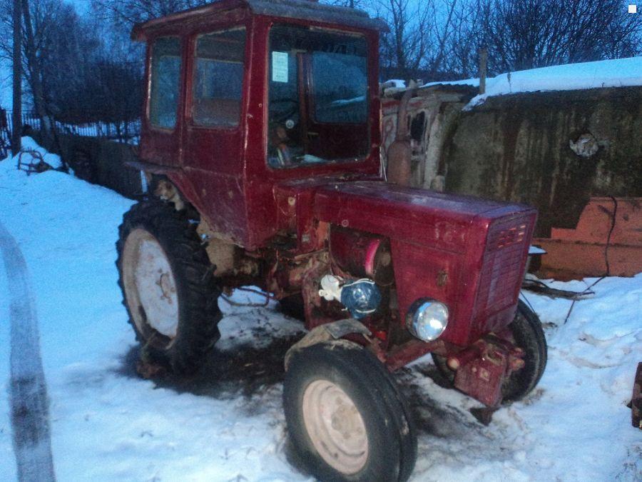 142 объявления - Продажа б/у тракторов с пробегом, купить.