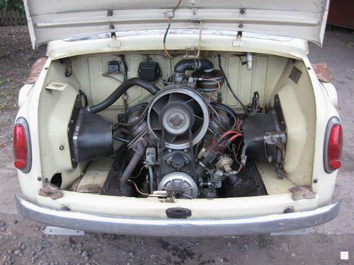 Двигатель для заз 965 купить