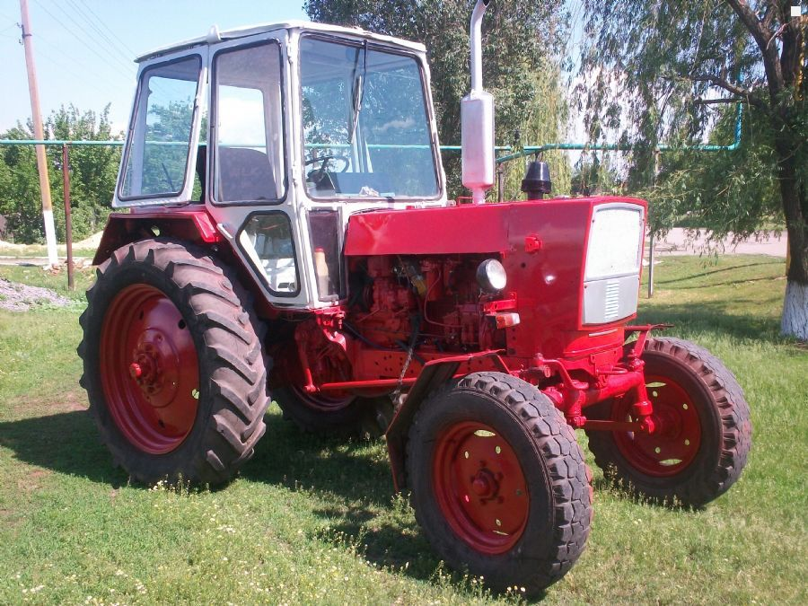 Трактор МТЗ-2: история и технические характеристики