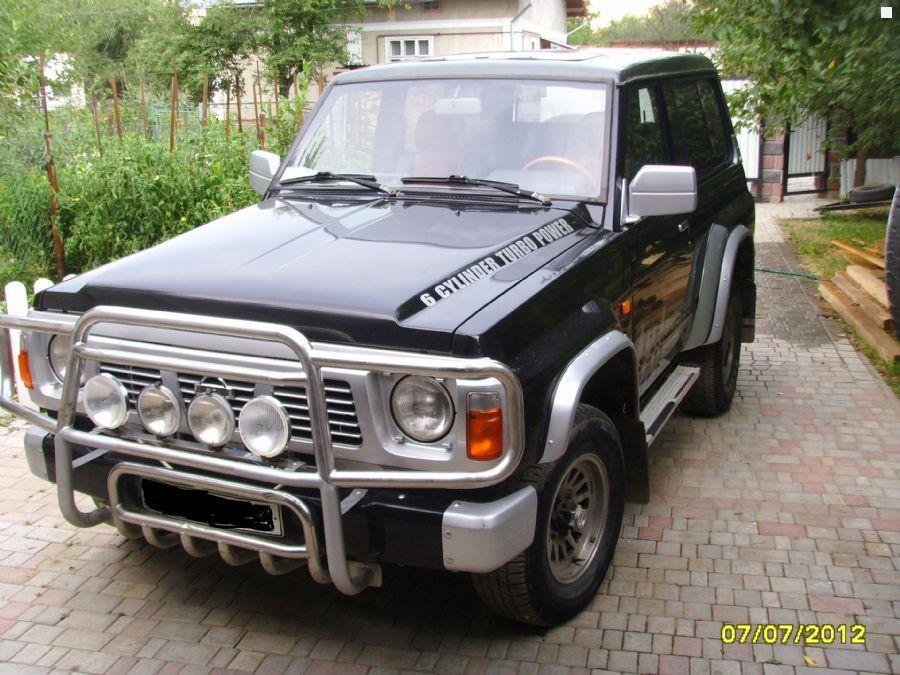 Продажа nissan patrol 1993 года 2.8 л, пробег 350 тыс.км. Львов ZD76