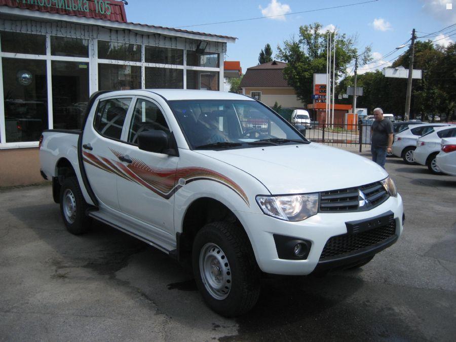 Продажа Mitsubishi L 200 2011 года 2.5 л Киев - автобазар Украины ...