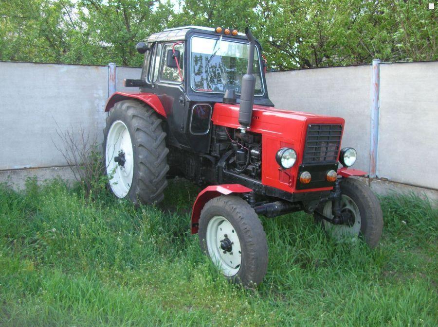 Продажа б/у тракторов МТЗ с пробегом, купить подержанный.