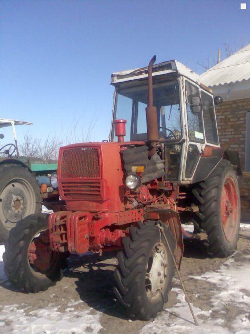 Трактор мтз 82.1 2010 года - МТЗ 82.1, 2000 - Тракторы и.