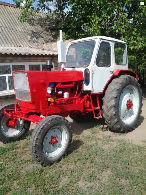 84 объявления - Продажа б/у тракторов с пробегом, купить.