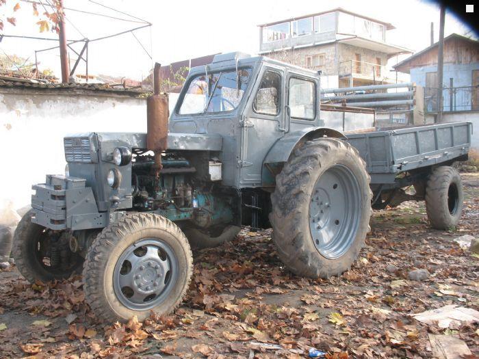 Новый трактор мтз-82.1 в городе Симферополе. Цена 1 рубль