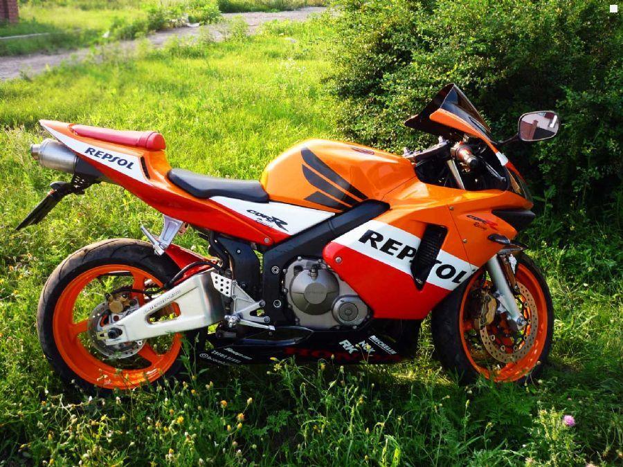 Prodazha Honda Cbr600rr 2005 Goda 0 6 L Probeg 17 Tys Km