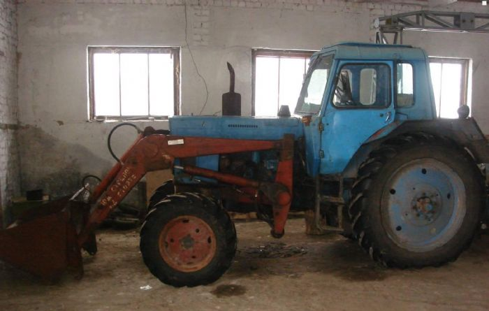 Купить трактор т-40 ирбит