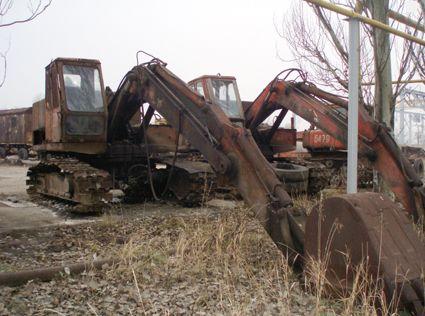 МТЗ 82.1 экскаватор, 2008 - Тракторы и сельхозтехника в.