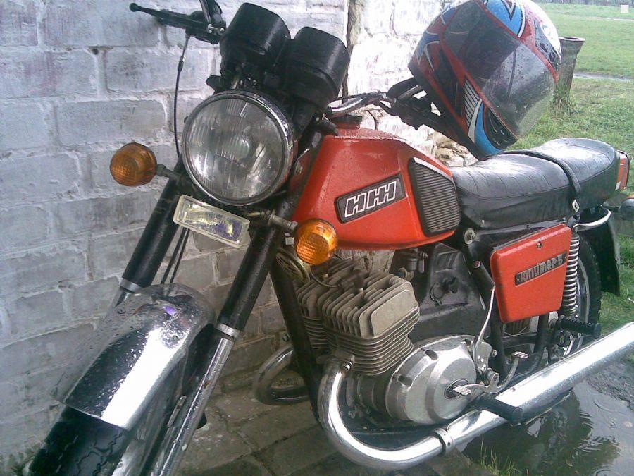 Мотоцикл - Иж Юпитер 5 обзор и характеристики