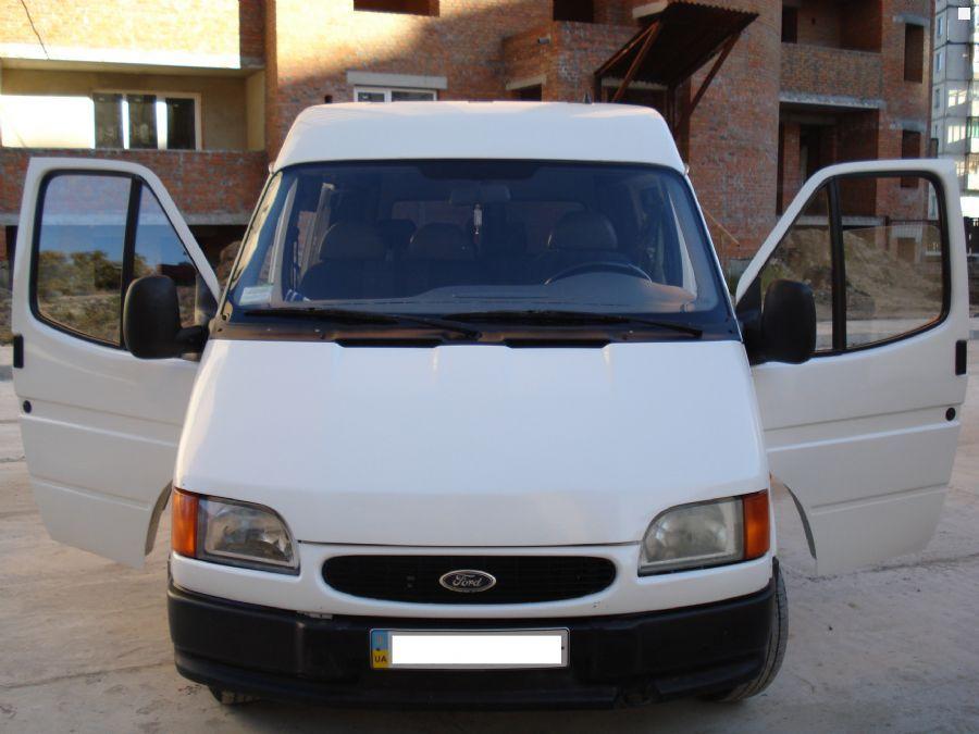 Форд транзит 1998 фото