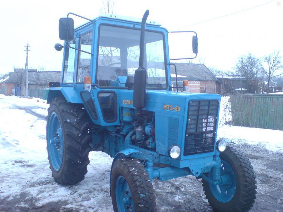Трактора БУ и новые в городе Барнауле
