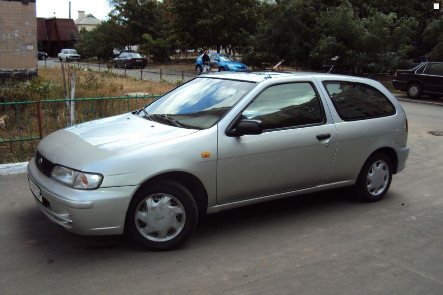 Nissan almera 1996 запчасти