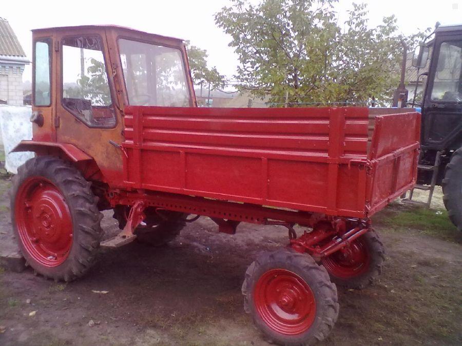 Продажа Трактор Т-16 1995 года Киев - автобазар Украины. ID ...