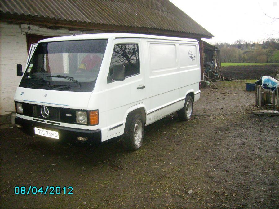 Mercedes benz mb100d 1991 2 4 for Mercedes benz mb100d