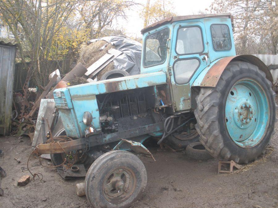 128 объявлений - Продажа б/у тракторов с пробегом, купить.