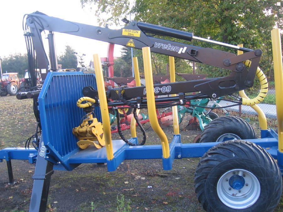 Гидроманипулятор своими руками на трактор для леса 53