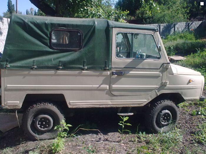 ЛуАЗ 969М.