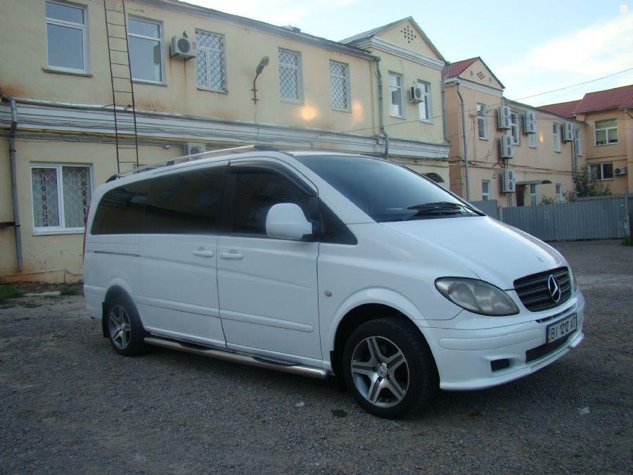 Mercedes benz vito 2004 2 2 230 for Mercedes benz of brooklyn