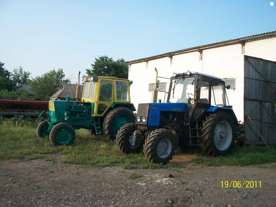 Тракторы: продажа тракторов б/у, купить трактор