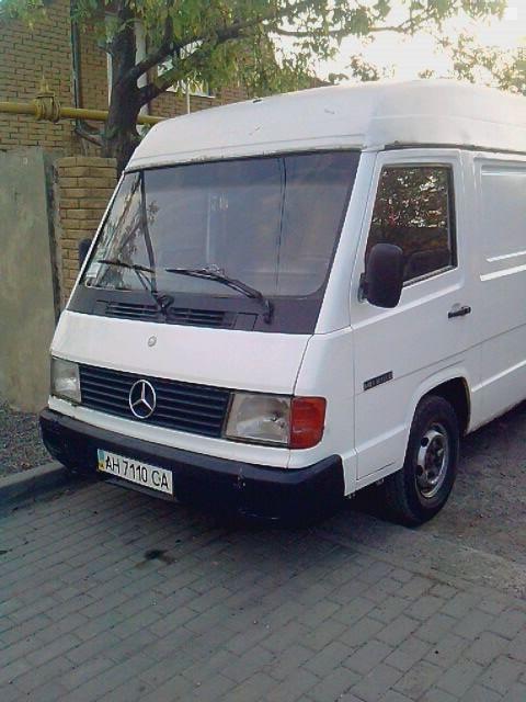 Mercedes benz mb100d 1992 2 4 300 for Mercedes benz mb100d