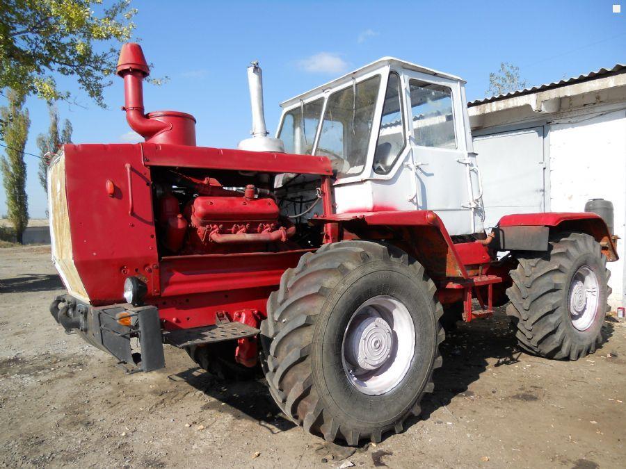 Продажа Трактор т-150к 1992 года Днепропетровск - автобазар GD76