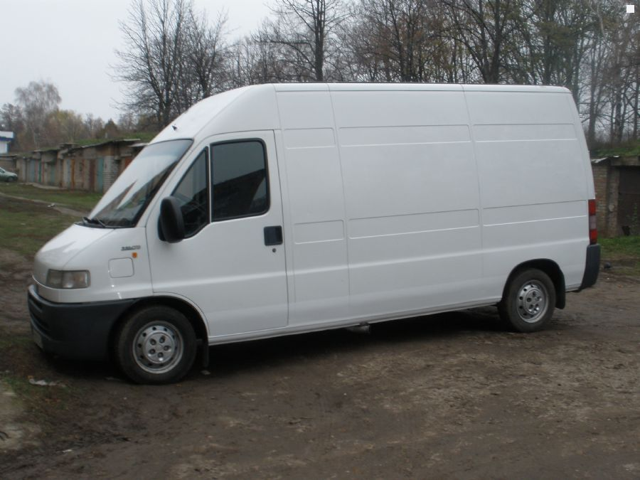 Fiat ducato maxi tdi 230l 2000 2 8 for Interieur fiat ducato 2000