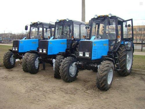 AUTO.RIA – MT-3 892 2011 года в Украине - купить МТЗ 892.