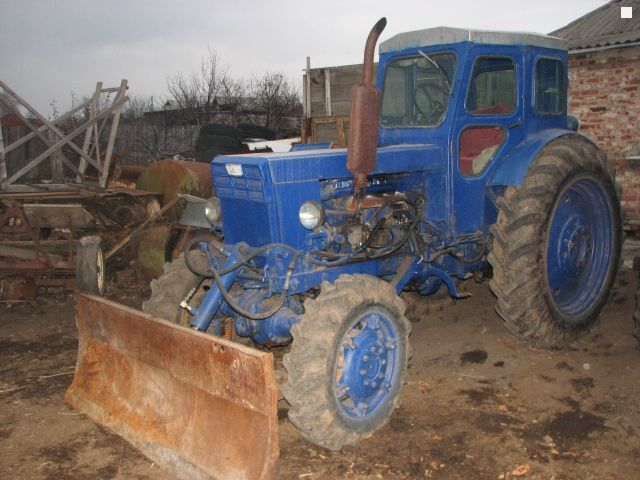 Как сделать лопату трактор
