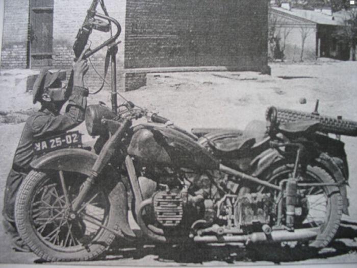 Замена релерегулятора на мотоцикле Днепр  Урал