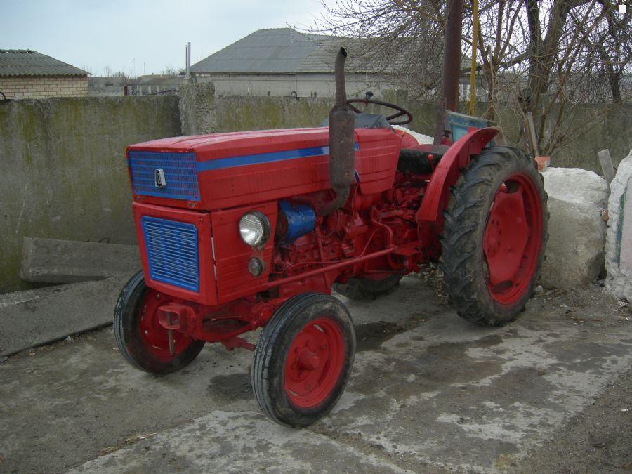 Румынский трактор универсал 445