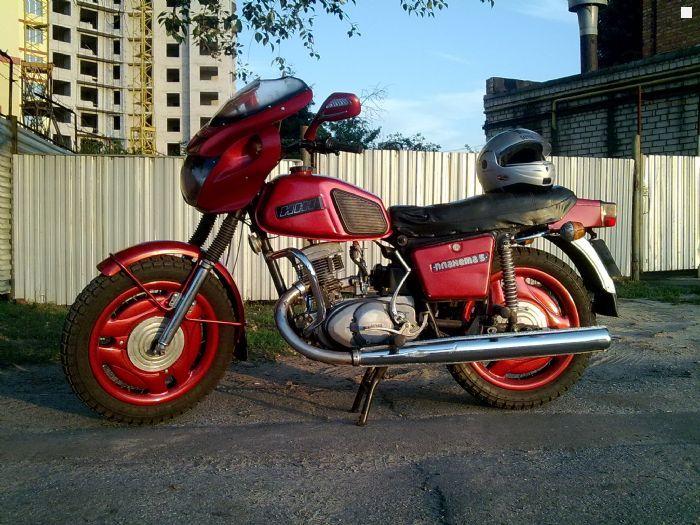 Колпаки на мотоцикл