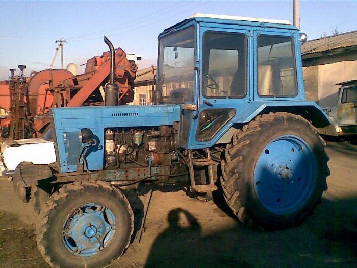 34 объявления - Продажа б/у тракторов МТЗ 82.1 с пробегом.