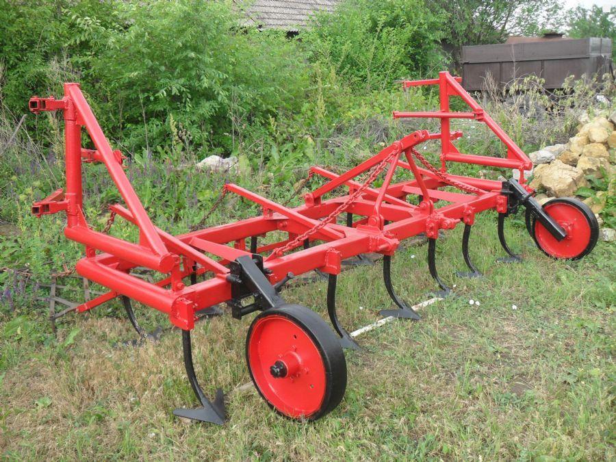 Культиватор тракторный самодельный