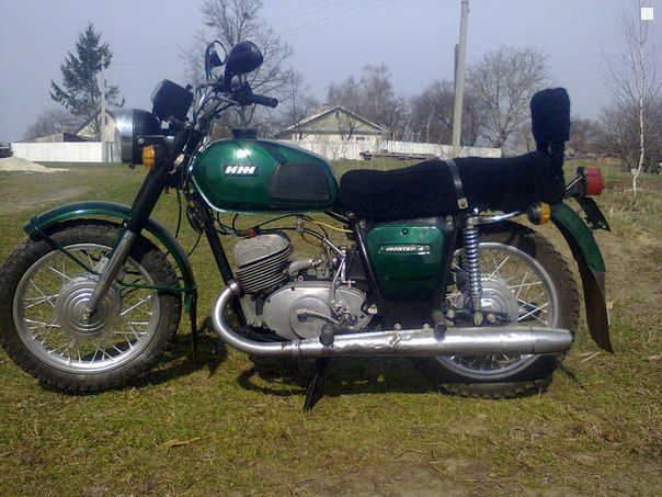 ИЖ Юпитер 4 - отзыв владельца Мой мотоцикл ИЖ Юпитер - 4 прекрасно чувствует себя при поездках по разным дорогам