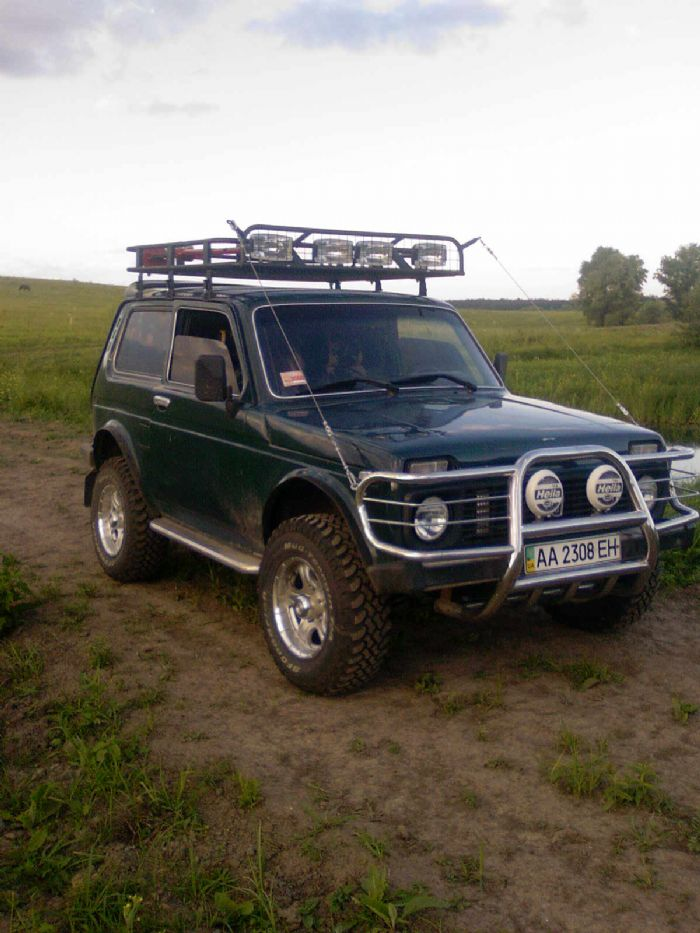 купить ниву для охоты и рыбалки в украине