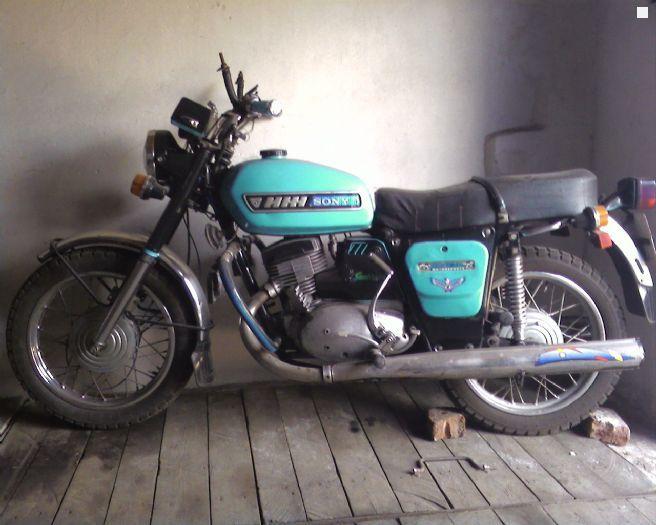 Отзывы о Мотоцикл ИЖ Планета - 4 - otzovik com