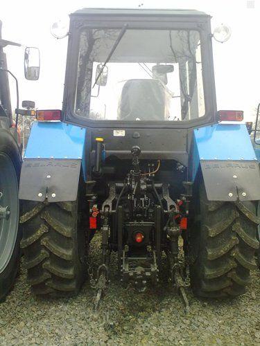 МТЗ-1025 (1025.2,1025.3) ремонт, особенности эксплуатации.