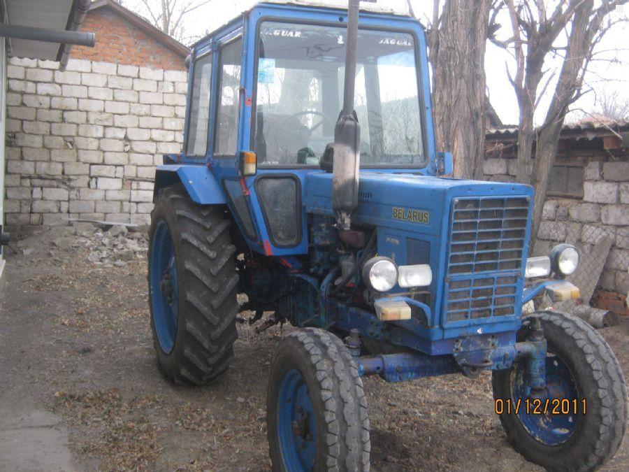 Коммунальный Трактор МТЗ 82.1 Отвал+Щётка: продажа, цена в.